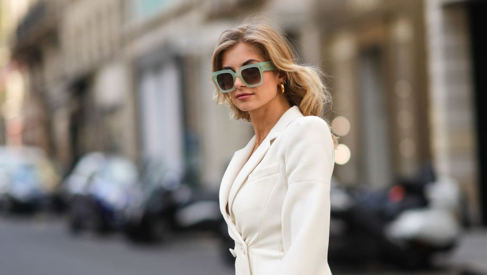 Runde Gesichtsform: Diese Sonnenbrillen zaubern dir ein schlankeres Gesicht