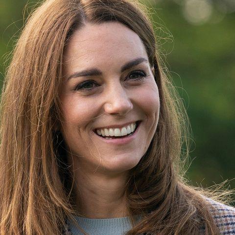 Kate Middleton Wandern