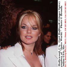 """Geri Halliwell wäre fast kein """"Spice Girl"""" geworden. Sie erschien nicht zum ersten Casting, weil sie Sonnenbrand im Gesicht hatte."""