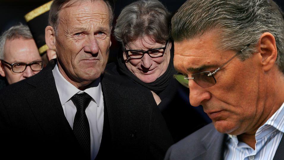 """Bewegende Trauerfeier! """"Es spricht für Rudi, dass ihn so viele Menschen auf seinem letzten Gang"""