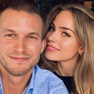 Florian Frowein und seine Freundin Livia Mischel