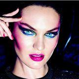 Candice Swanepoel | So geht ihr dramatisches Make-up mit viel Farbe