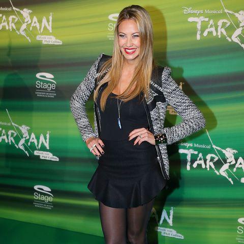 Alessandra Pocher (Tarzan Musical Premiere - Stuttgart)