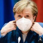 """Lockdown-Verlängerung? Merkel spricht von """"zehn schweren Wochen"""""""