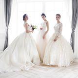 Welcher Brautkleid-Typ bist du?