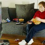News - Kinder: Langfristig dick durch Fernsehen