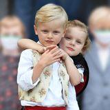 Gabriella & Jacques von Monaco: Hand in Hand & im Partnerlook: Auf Irland-Reise verzaubert uns das süße Zwillingspaar