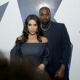 Überraschungsauftritt bei Kanye Wests Album-Event