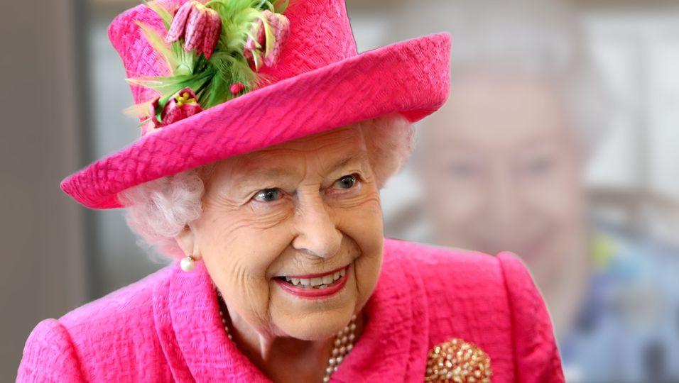 Erster Termin seit Philips Beerdigung & sie lächelt tapfer