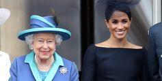 Die Queen zeigt sich gegenüber Herzogin Meghan verständnisvoll.