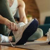 Sneakers binden