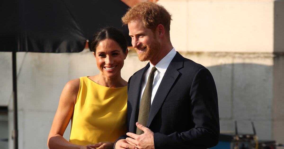 Prinz Harry & Meghan Markle: Lili nimmt ihren Platz in der Thronfolge ein