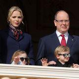 Charlene von Monaco - Nimmt Albert ihr jetzt die Kinder weg?