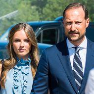 Prinzessin Ingrid Alexandra: 'Sie hatte Corona - nun äußert sich Papa Haakon mit mahnenden Worten