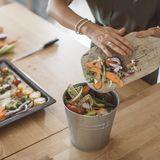Zeor-Waste-Ideen für Gemüseabfall