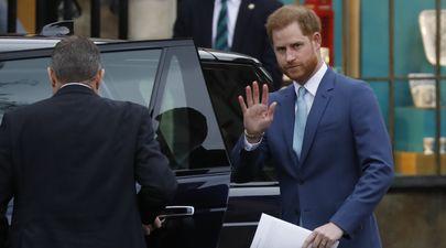 Prinz Harry ist zurück im Frogmore Cottage.