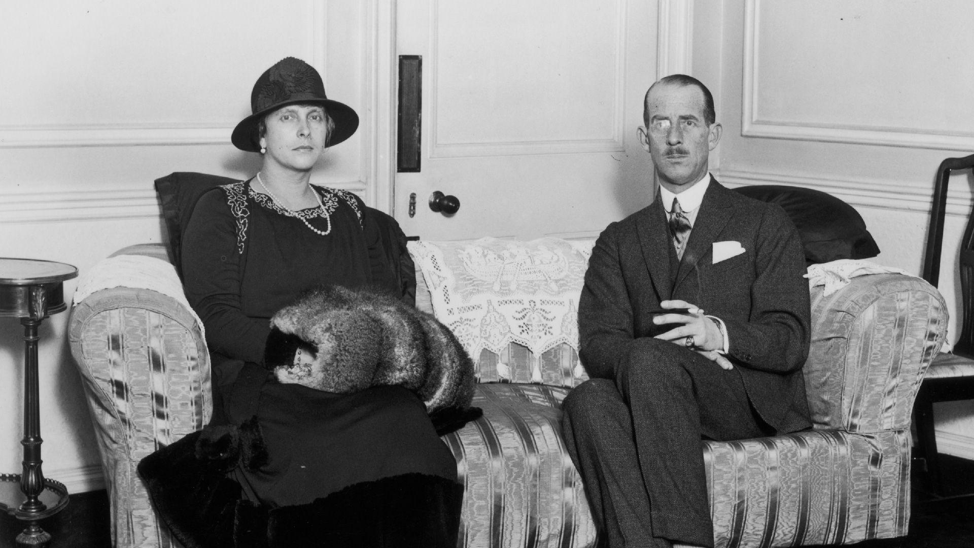 Prinz Philip und Alice von Battenberg