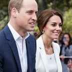 Prinz William, Herzogin Kate