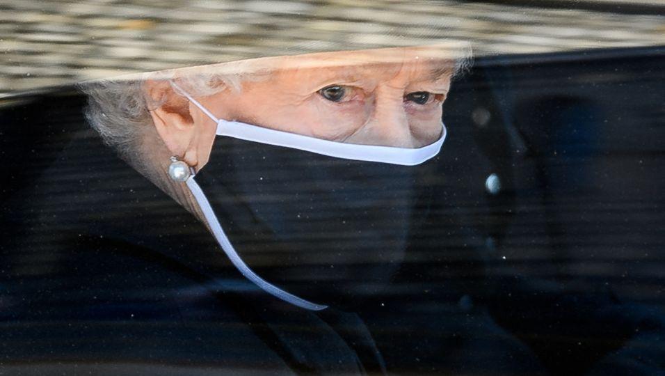 """Die Queen und ihre Trauer um Philip – Experte: """"Es entsteht ein Lächeln durch die Tränen"""""""
