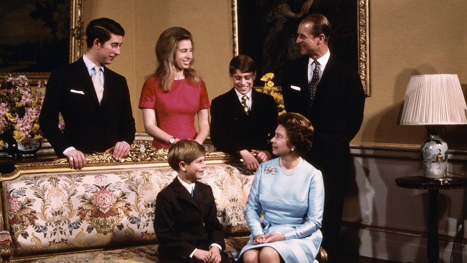 Royal-Expertin erklärt die Beziehung zu seinen Kindern