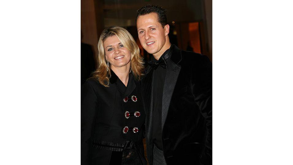 Corinna Schumacher, Michael Schumacher