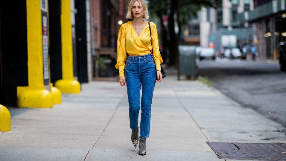 Der Weg zur Traumsilhouette führt über diese Jeans