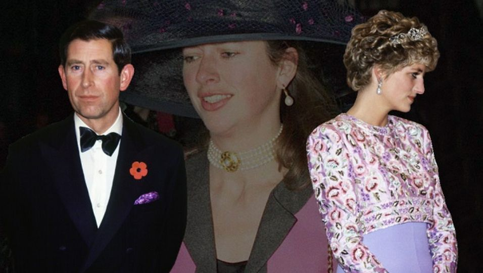 Nur die Nanny oder die heiße Affäre von Prinz Charles: Wer ist Tiggy Legge-Bourke?