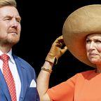 Willem-Alexander der Niederlande, Maxima der Niederlande