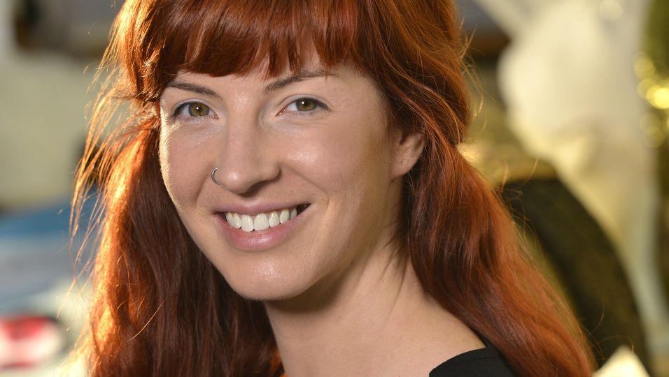 Melanie Willmann ist seit sieben Jahren bei Apassionata.